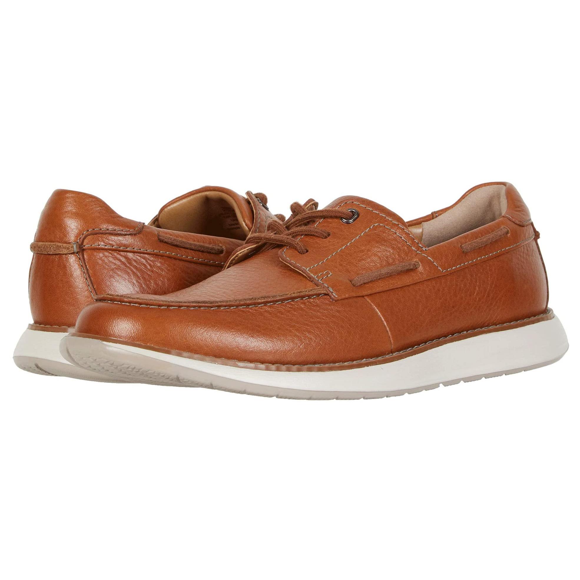 Clarks Un Pilot Lace Boat Shoes
