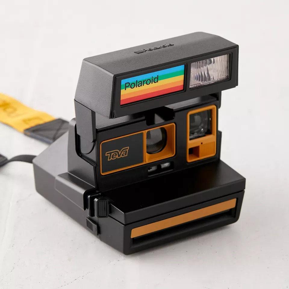 Polaroid X Teva 600 Instant Camera