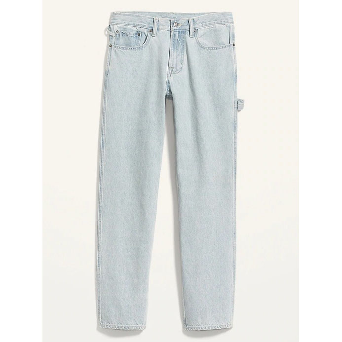 Old Navy Loose Rigid Non-Stretch Carpenter Jeans