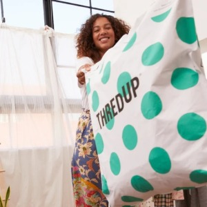 thredUp, best places to donate clothes