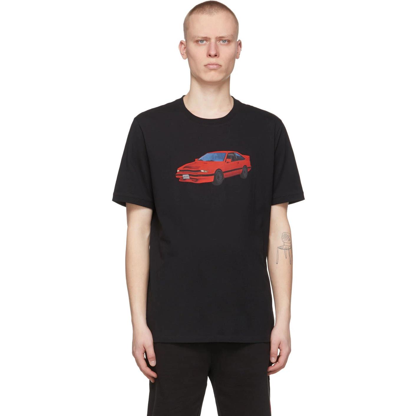 HUGO Black Dozeki T-Shirt