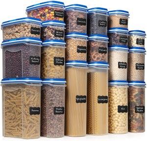 shazo food storage container set, best Amazon deals