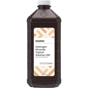 solimo hydrogen peroxide, best ways to clean grout