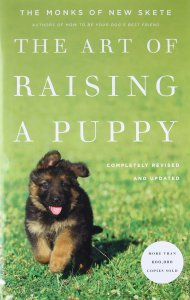 the art of raising a puppy, best dog training books