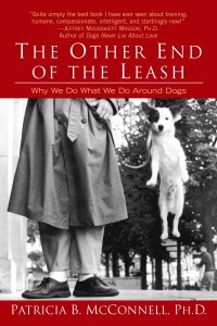the other end of the leash, best dog training books