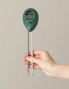 the sill moisture meter
