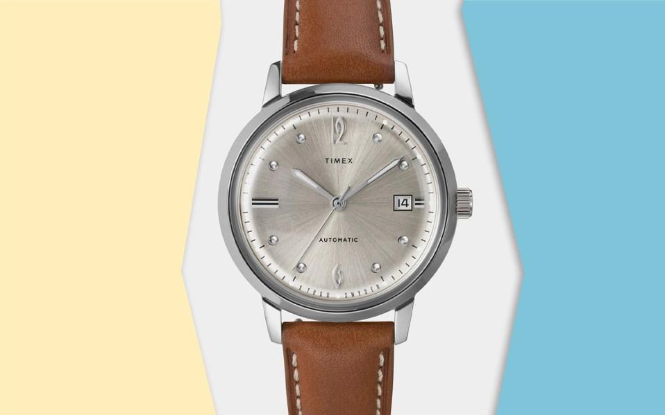 timex x todd snyder marlin watch