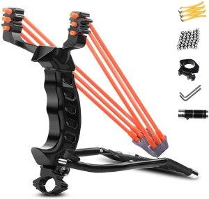 ucho professional slingshot set, best slingshots