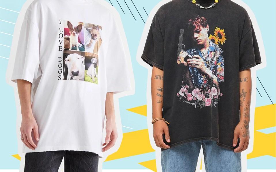 best vintage t-shirts for men