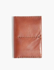 Madewell The Leather Passport Case