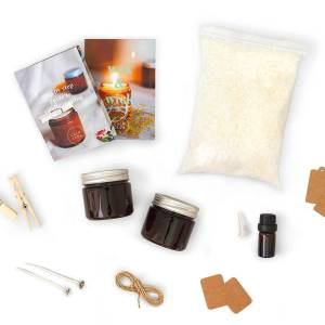 wax & wick candle making kit