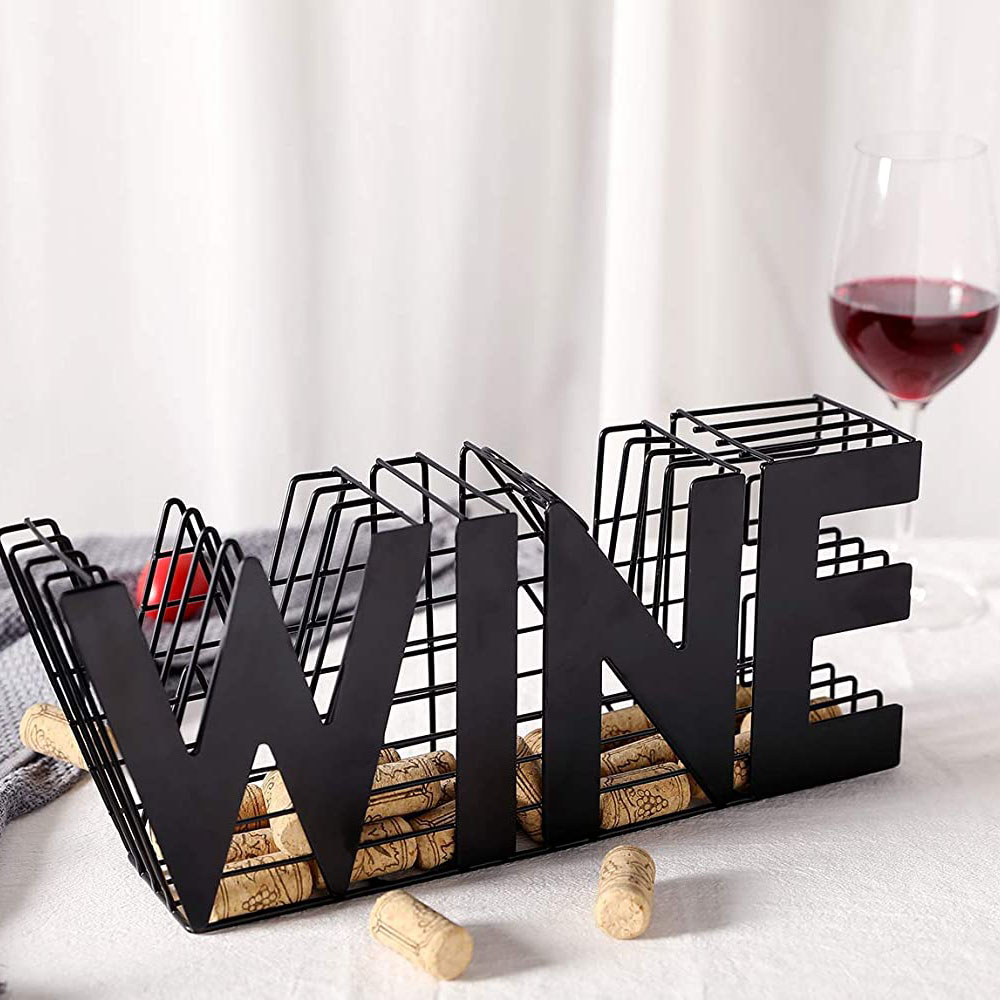 JHY DESIGN Wine Cork Holder