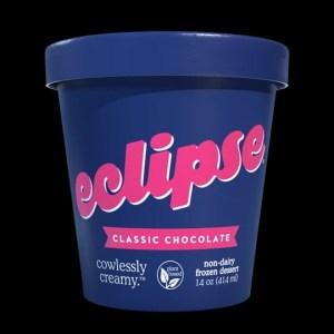 Eclipse Classic Chocolate Plant Based, Best Vegan Ice Cream