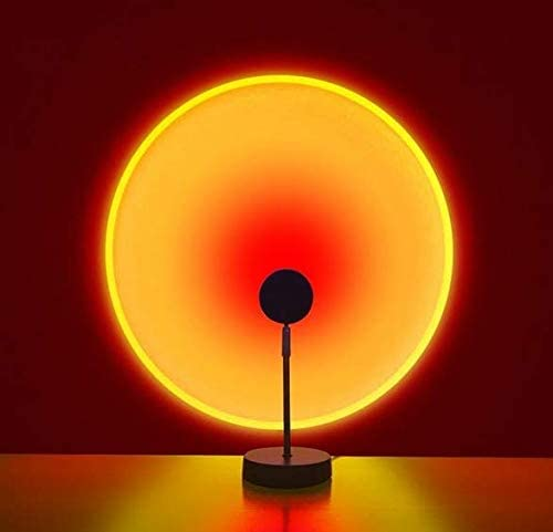 Ignis Life Sunset Projection Lamp