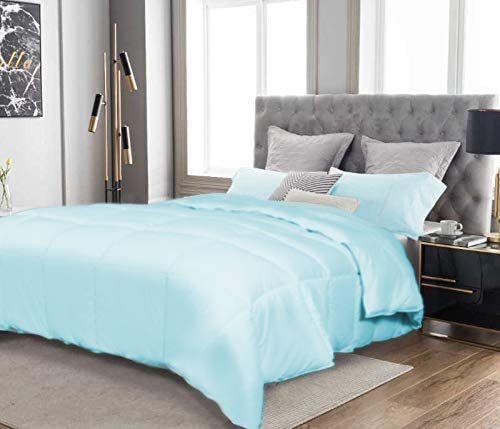 4. Pine and River Double-Brushed Soft Microfiber Comforter