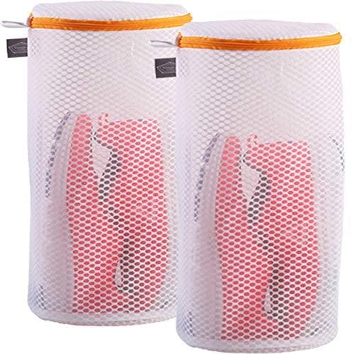 Shoes Wash Bags Sneaker Mesh Washing Cleaning Bag