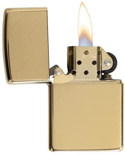 Zippo Brass Pocket Lighter, best lighters