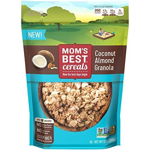 Mom's Best Cereals Granola, Best Snack Foods