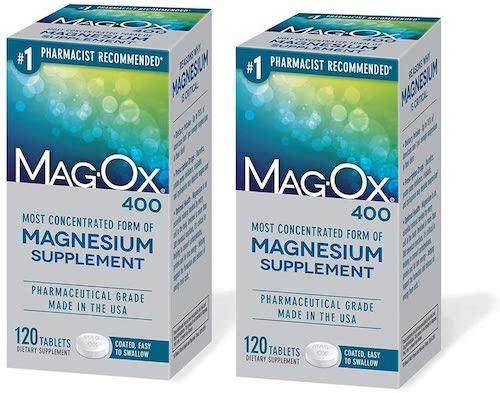 Mag-Ox 400 Magnesium Dietary Supplement
