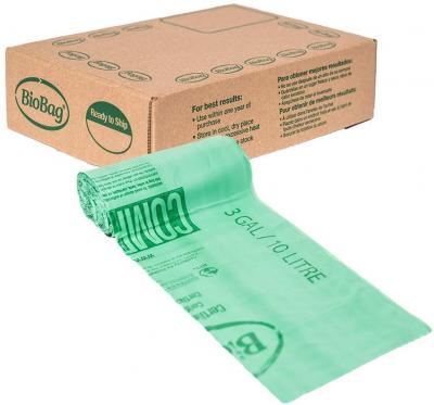 biobag compostable trash bags