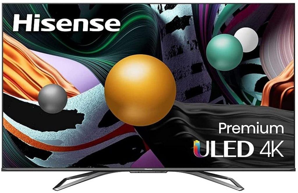 Hisense U8G QLED TV