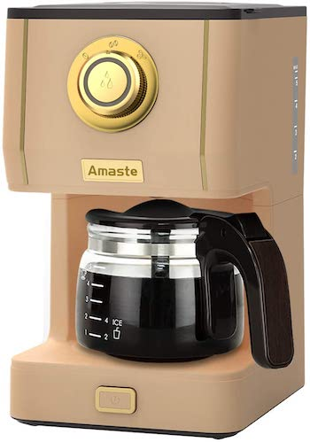 AMASTE Drip Coffee Maker