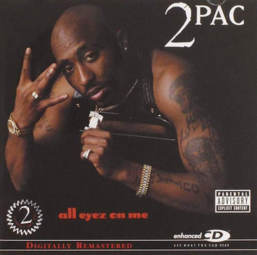 2pac all eyez on me