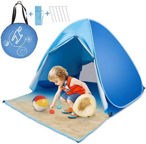MANP Beach Tent For Kids