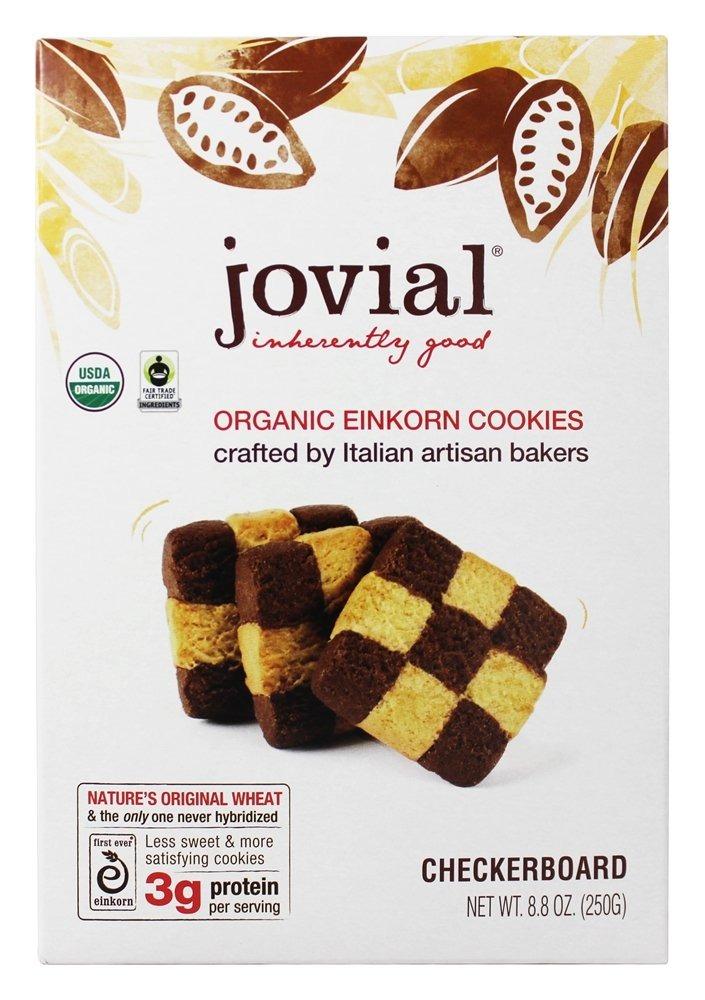 Jovial Organic Einkorn Cookies, Best Snack Foods
