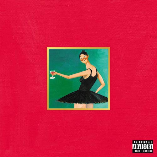 Kanye West, My Beautiful Dark Twisted Fantasy