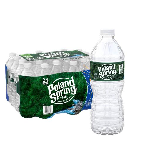 poland spring water bottles, best bottled water