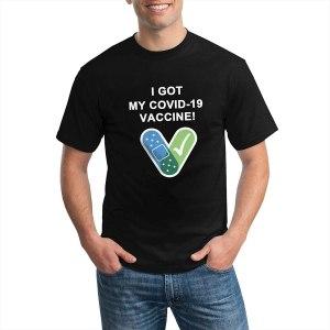 i got my covid-19 vaccine shirt, covid vaccine merch