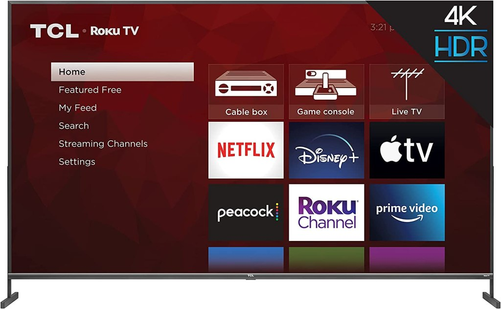 TCL 4-Series XL Best 85 Inch TV