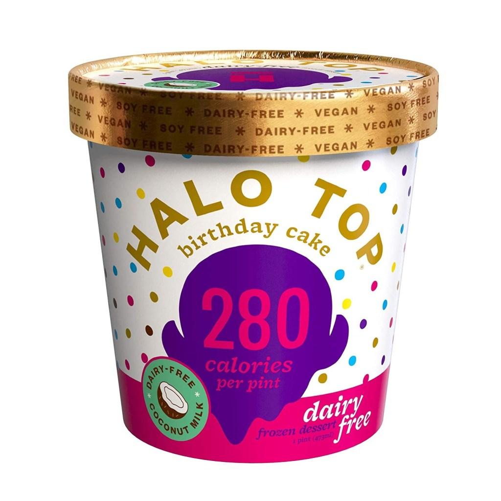 Halo Top Dairy-Free, Best Vegan Ice Cream