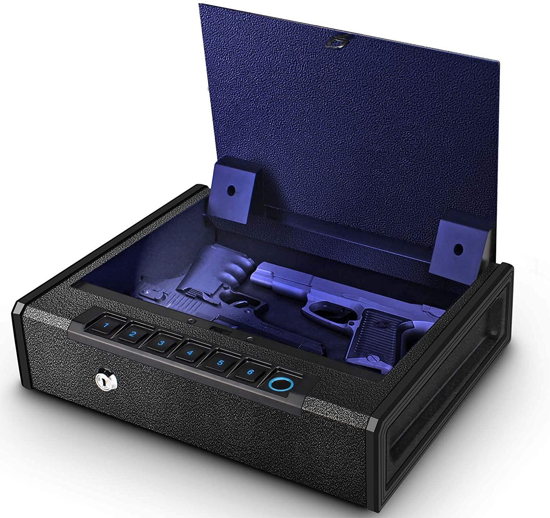 best handgun safes