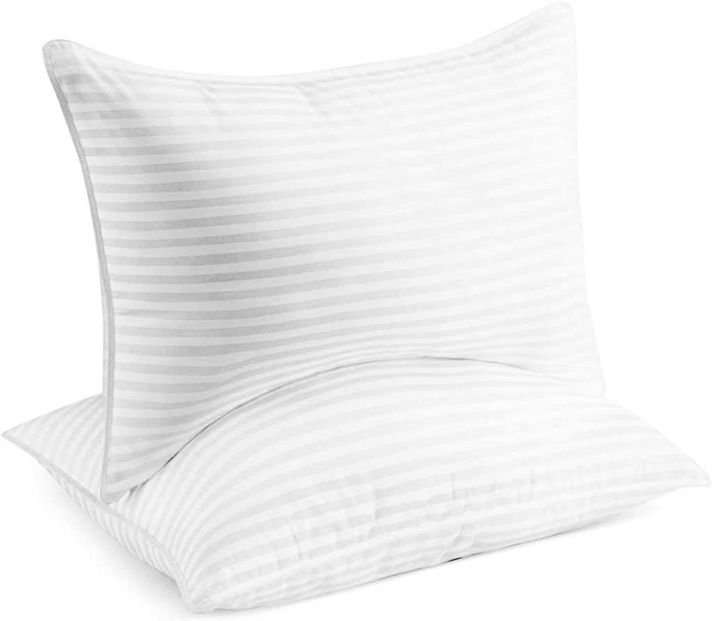 Beckham Hotel Collection Bed Pillows, how to get rid of allergens in your home