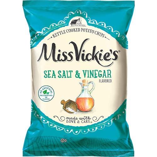 Miss Vickie's Salt & Vinegar Chips