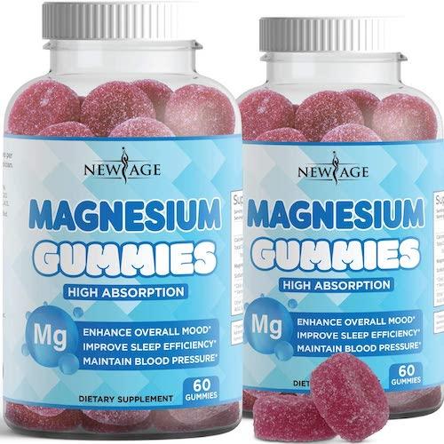 New Age Magnesium Gummies