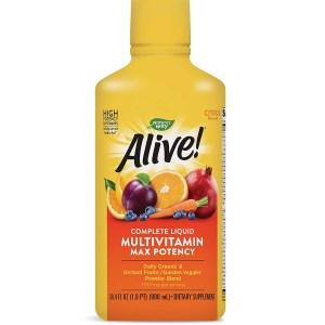 Nature's Way Alive!, best multivitamins for men