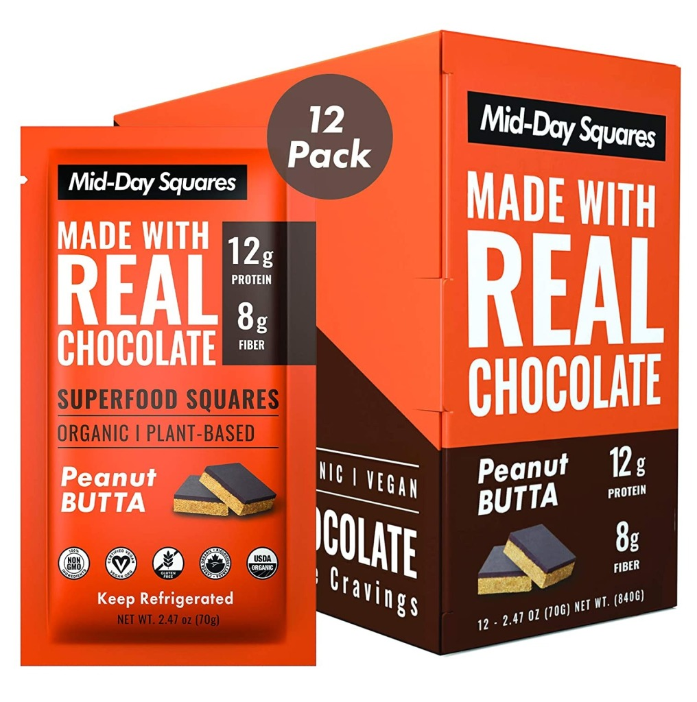 Mid-Day Square, Best snack foods