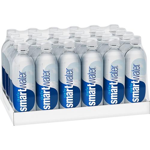 smartwater best bottled water