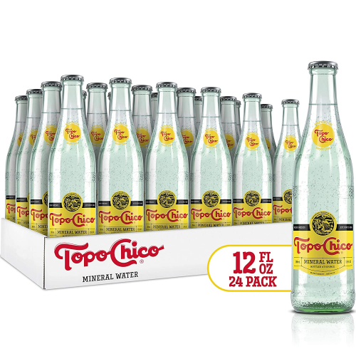 topo chico bottled water