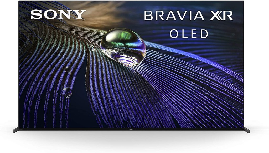 Sony Bravia XR A90J Master Series OLED Best 85 Inch TV