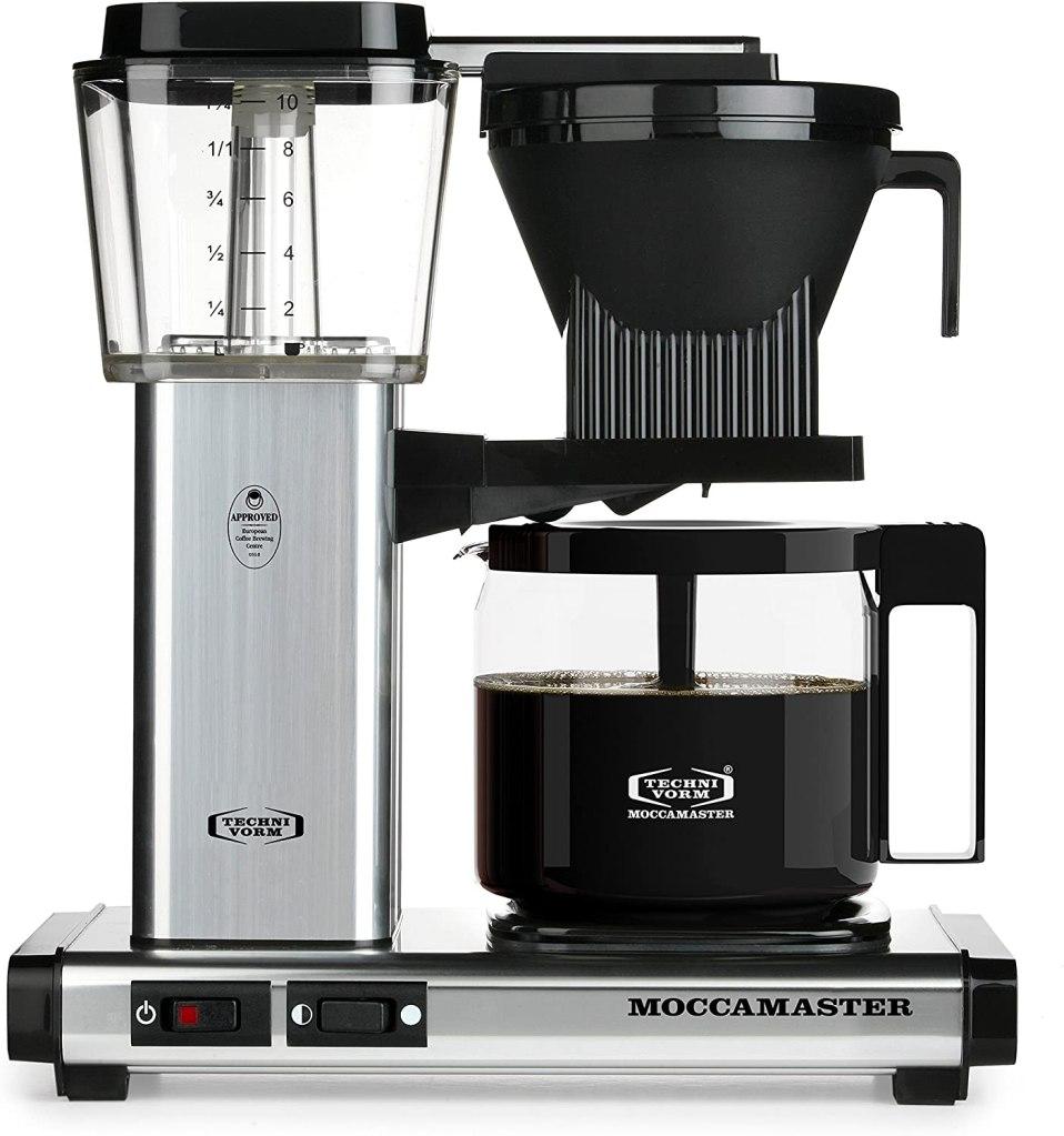 Technivorm Moccamaster Drip Coffee Maker