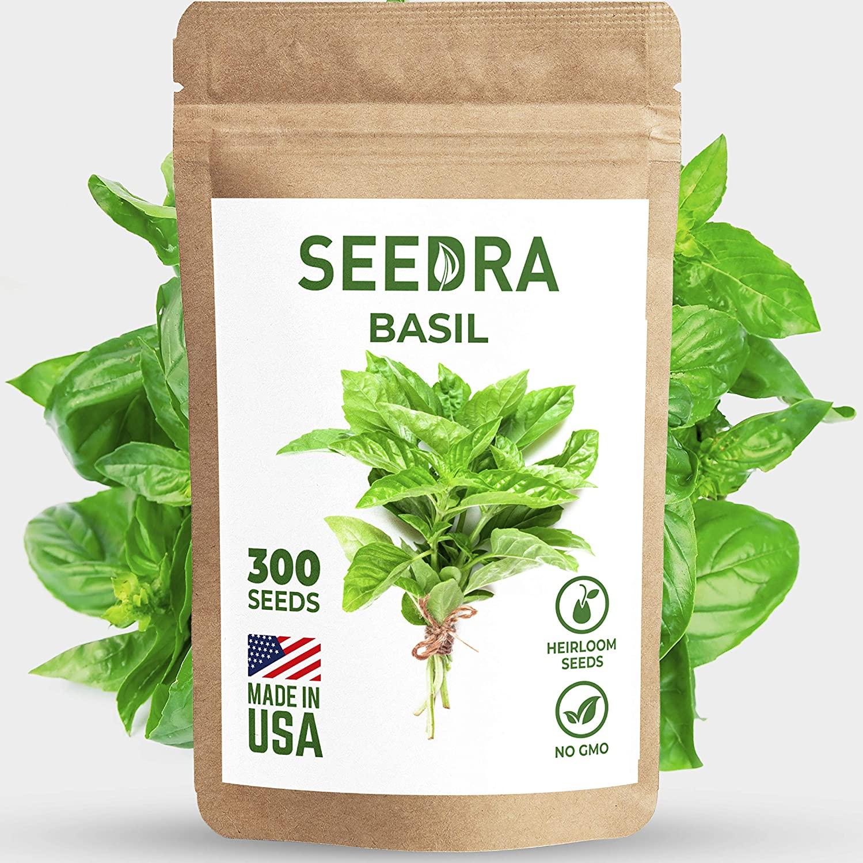 SEEDRA Basil Seeds