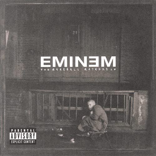 Eminem, Marshall Mathers LP