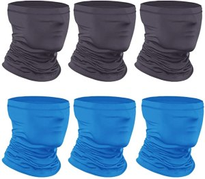 anstronic cooling neck gaiter pack