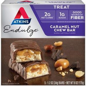 atkins endulge treat caramel
