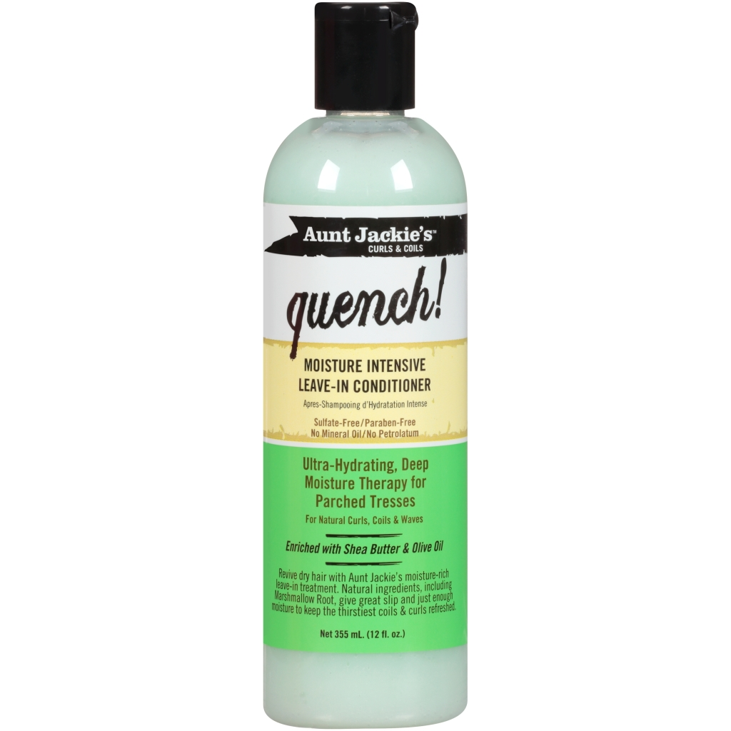 Aunt Jackie's Curls & Coils Quench! Intensive Leave-In Conditioner