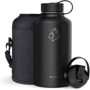 buzio insulated water bottle